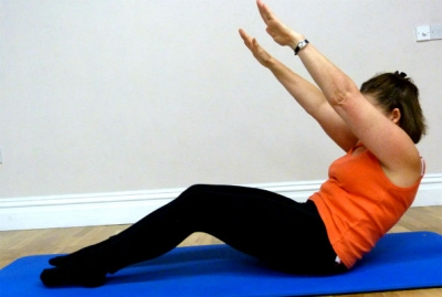 Pilates frees up your limb muscles
