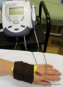 Interferential Therapy in Kilkenny Physiotherapy 7 Sports Injury CLinic